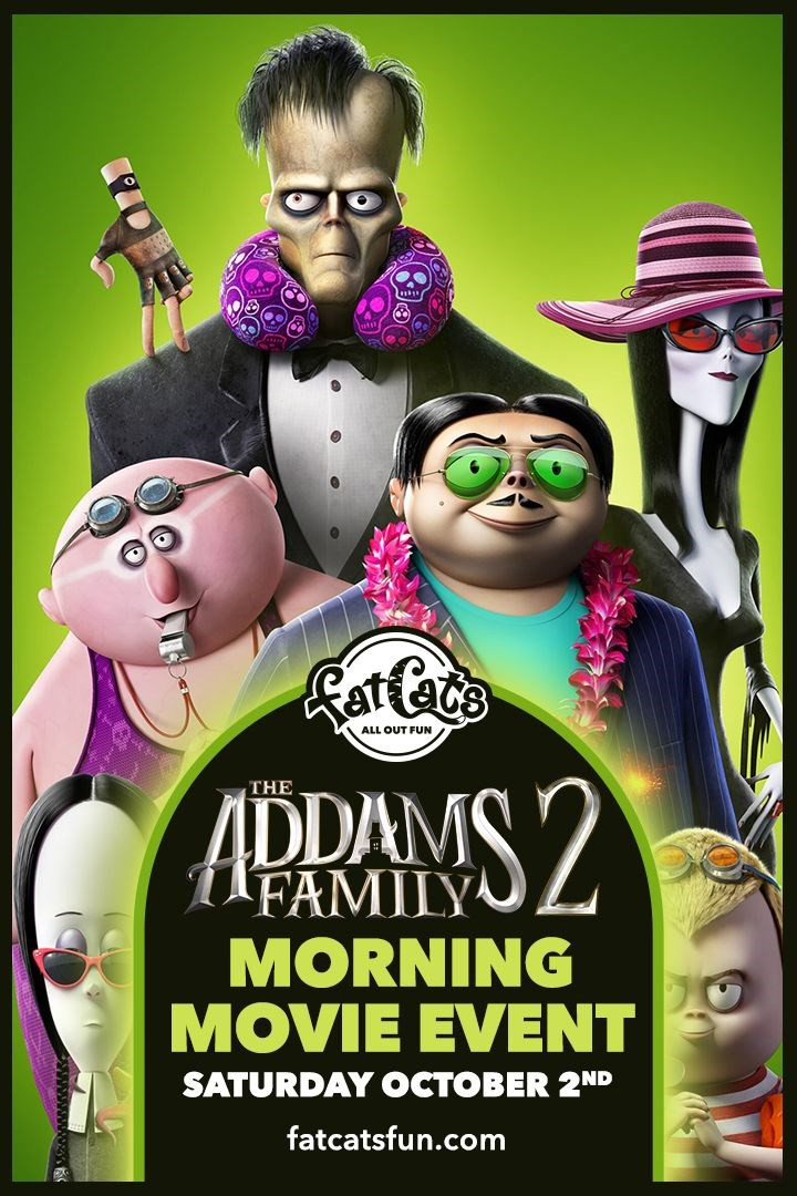 The Addams Family 2 Special Event